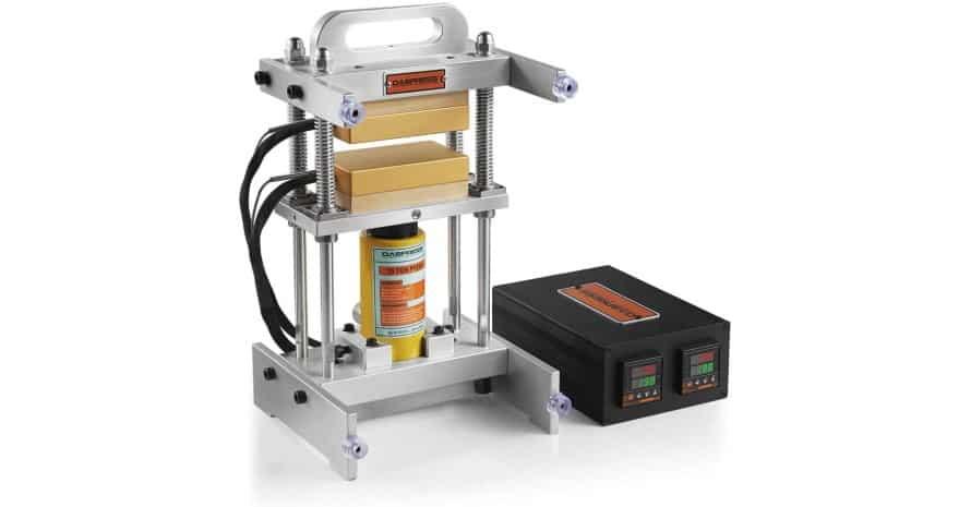 10 Ton Hydraulic Cylinder Heat Press Machine