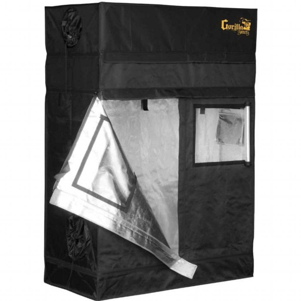 Gorilla grow tent - photo 2