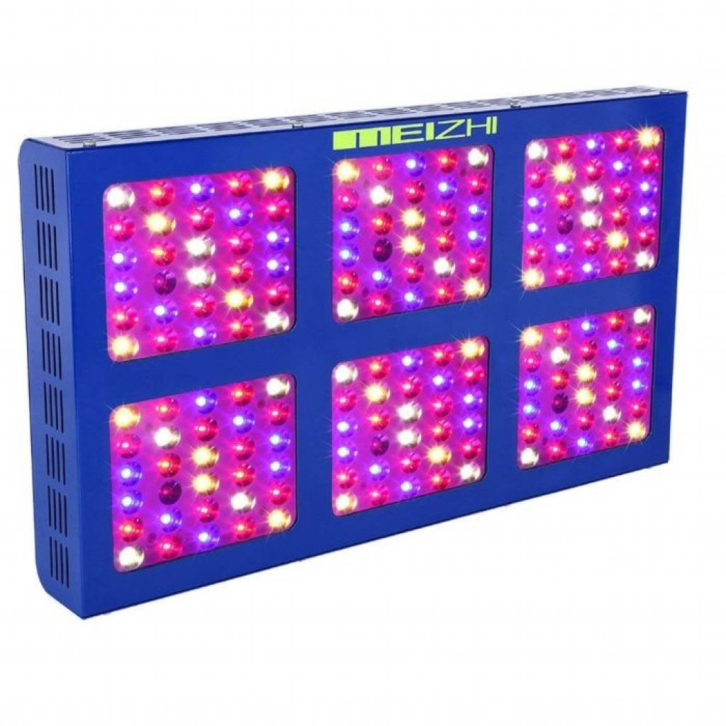 Meizhi led grow light - photo 3