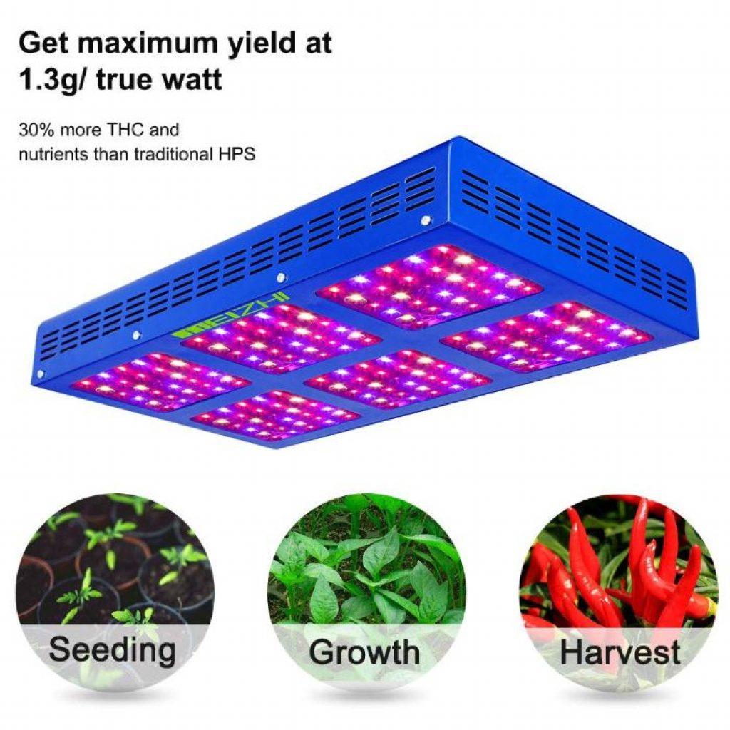 Meizhi led grow light - photo 2
