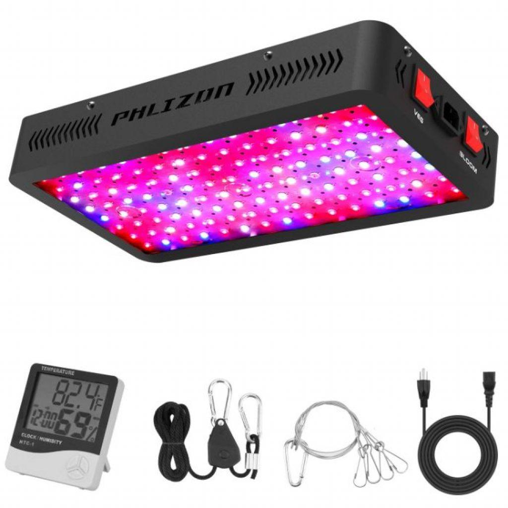 Phlizon newest LED grow light - photo 3