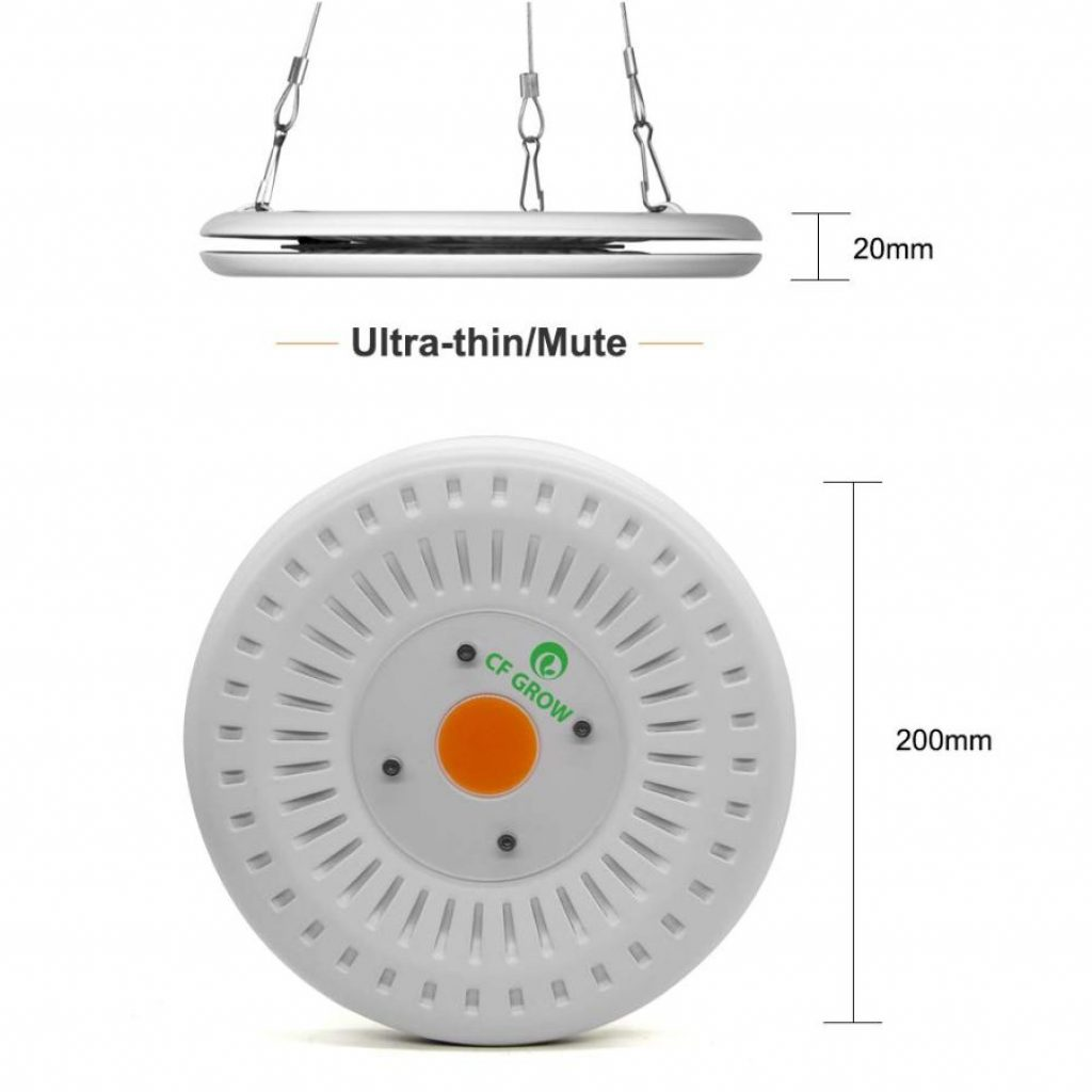Ufo led grow light - photo 3