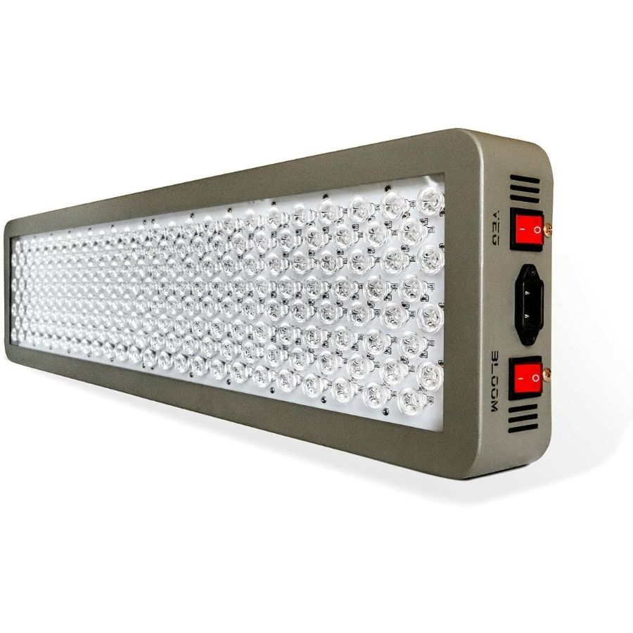 Simple, Yet Wonderful 600W LED Grow Light