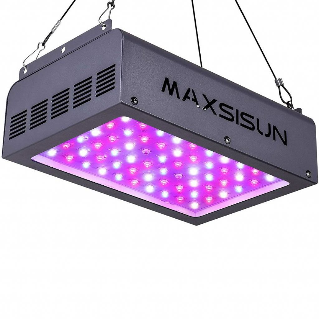 Maxsisun 600w LED Grow Light - photo 4