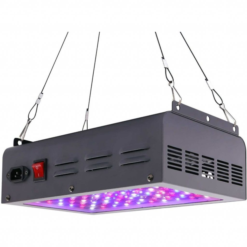 Maxsisun 600w LED Grow Light - photo 2
