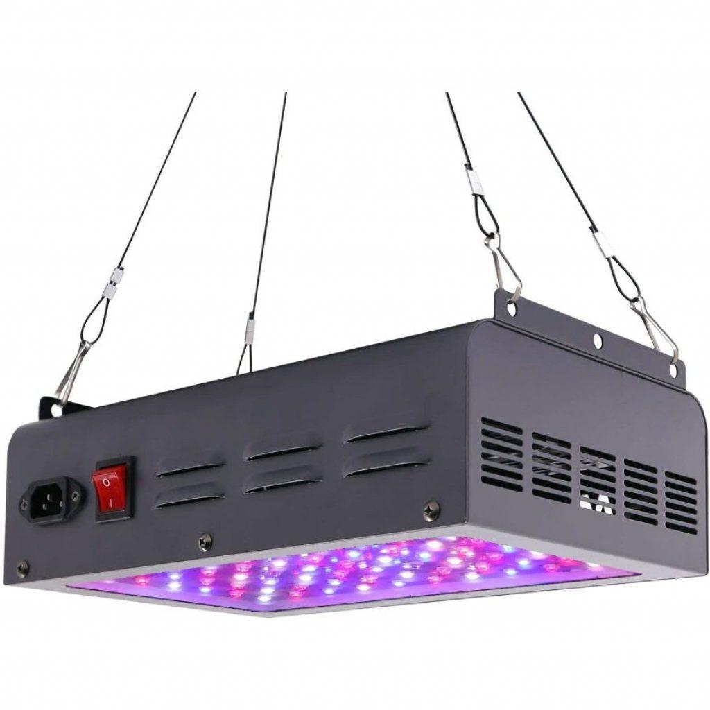 Maxsisun 600w LED Grow Light - photo 2