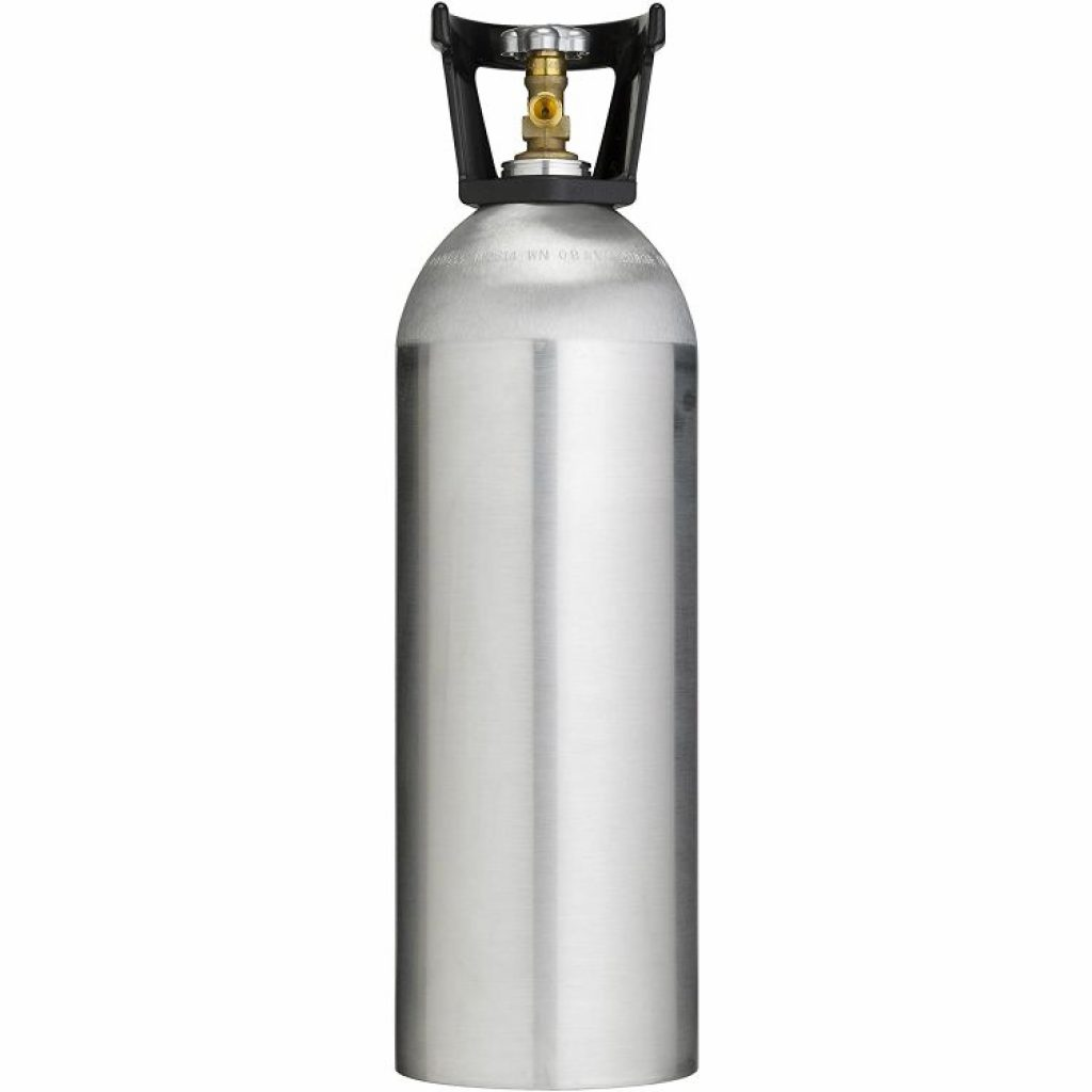Cyl Tec CO2 tank - photo 3
