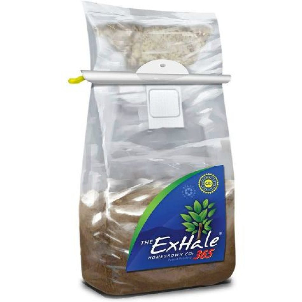 Exhale homegrown CO2 self-activated bag - photo 3
