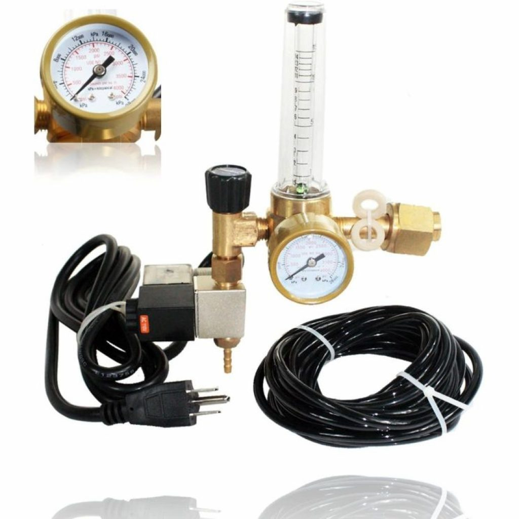 SPL CO2 regulator system - photo 3