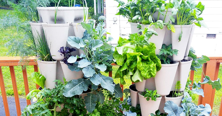 5 Tier Vertical Garden Planter