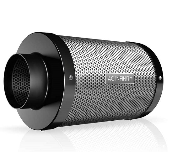AC Infinity Air Carbon Filter with Premium Australian Virgin Charcoal