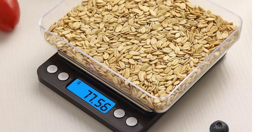 AMIR Digital Kitchen Scale Upgraded