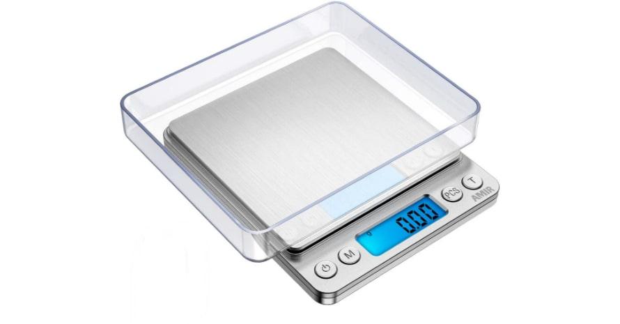AMIR Digital Kitchen Scale