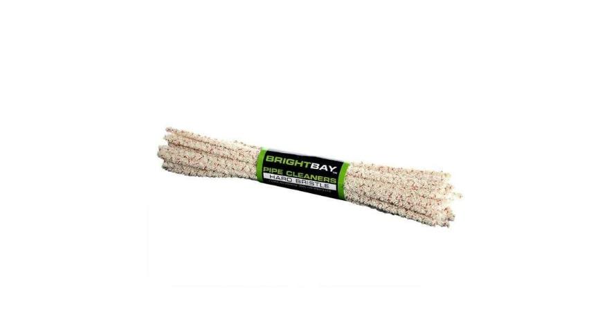 Brightbay Pipe Cleaners Hard Bristles