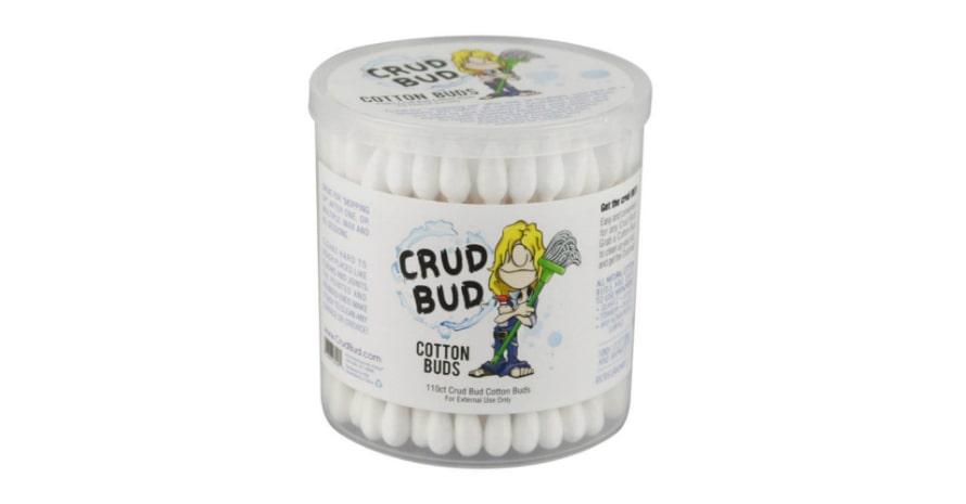 Crud Bud Dual Tip Cotton Buds Tub
