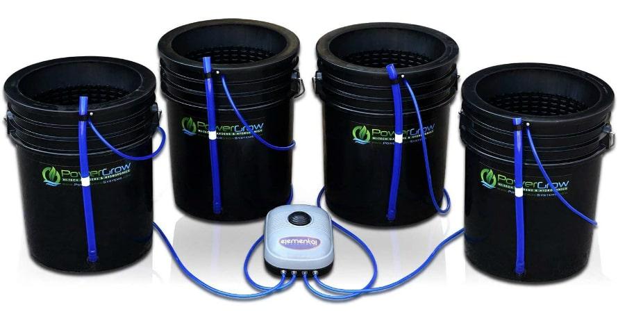 Deep Water Culture DWC Hydroponic