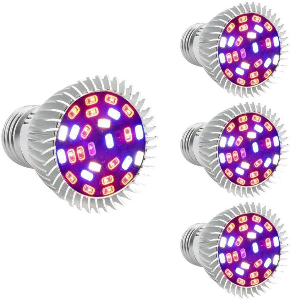 Esbaybulbs Full Spectrum E26 LED Grow Light Bulb