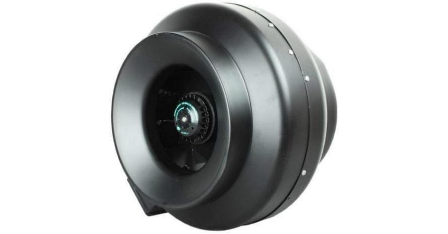 Hurricane Inline Centrifugal Fan