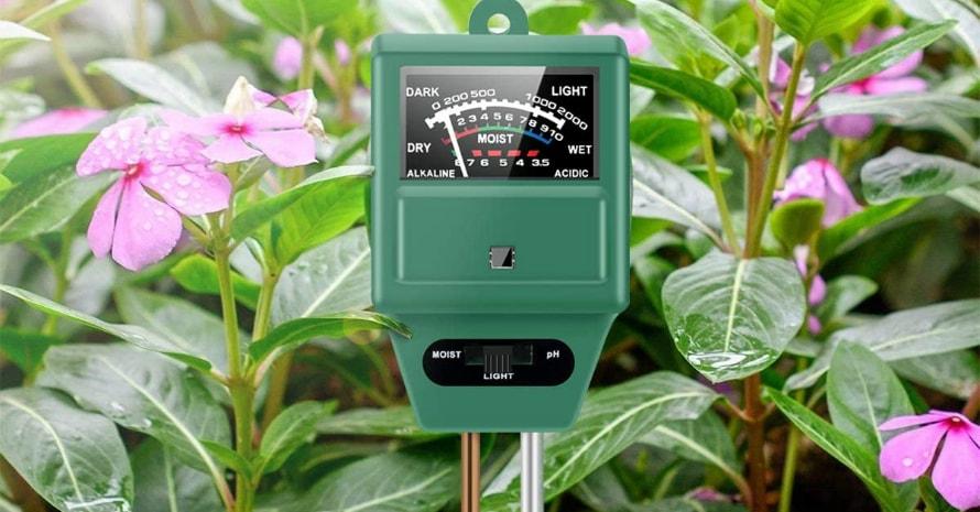 Jowxi Soil Test Kit 3-in-1