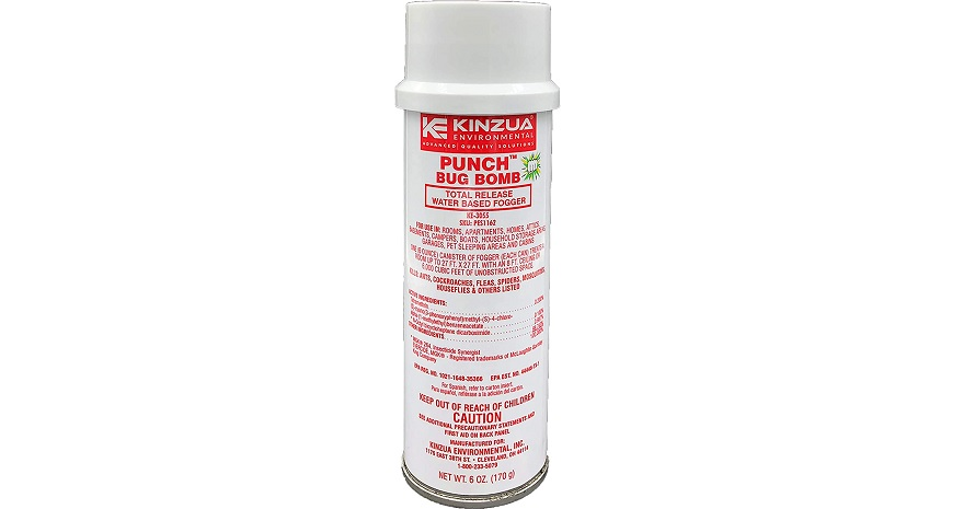 Kinzua Environmental Punch Bug Bomb