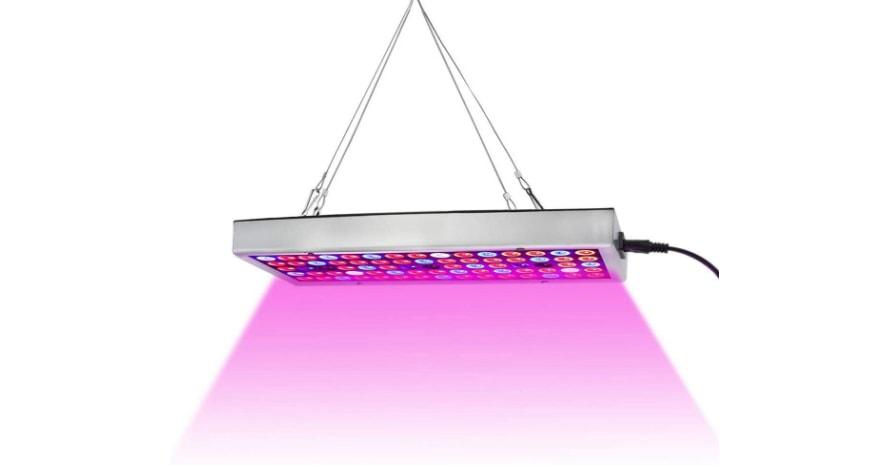 LED Grow Lights Full Spectrum Panel Grow