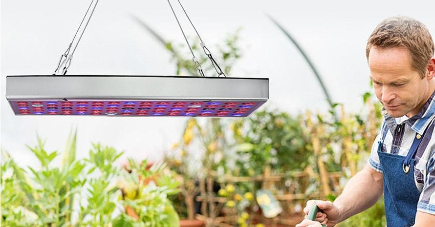 LED Grow Lights Full Spectrum Panel