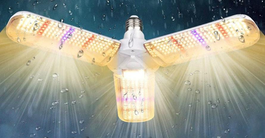 LVJING 150w LED Grow Light Bulb