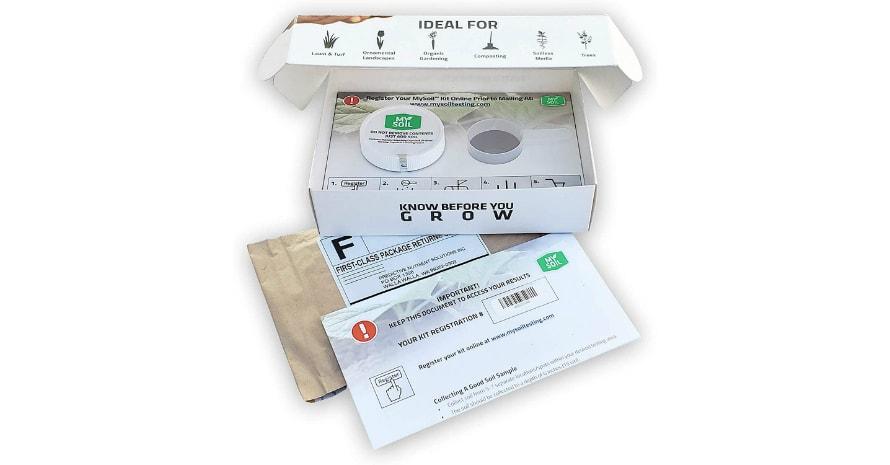 MySoil-Soil Test Kit