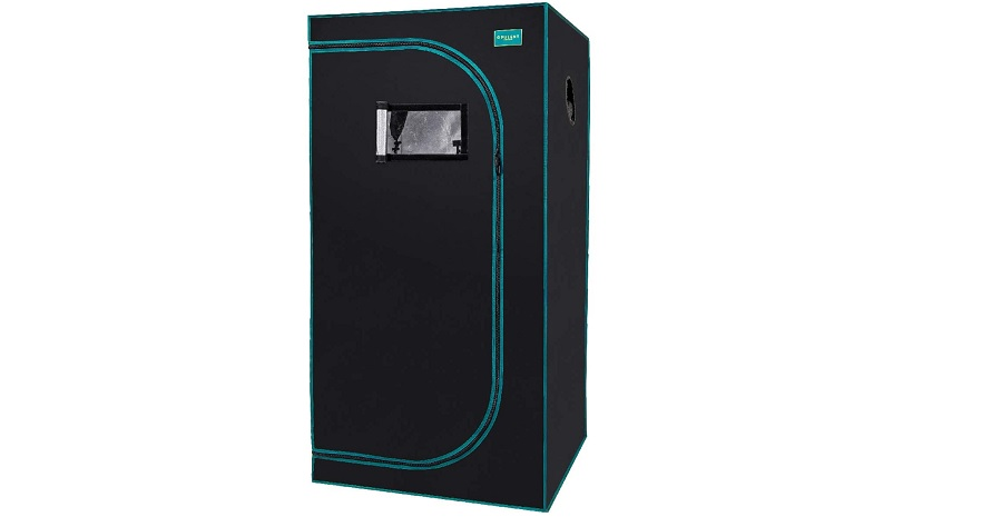Opulent Systems 2-in-1 Grow Tent