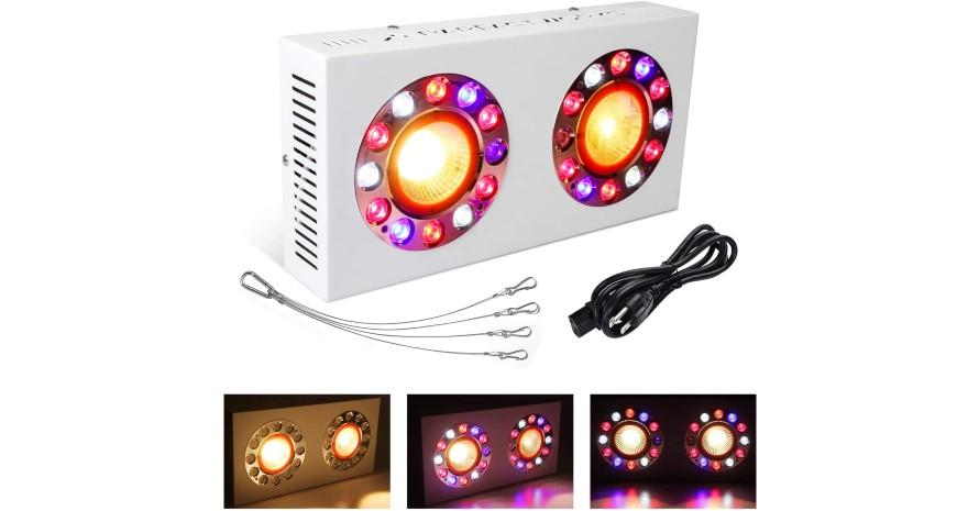 PARFACTWORKS 500W Full Spectrum COB LED