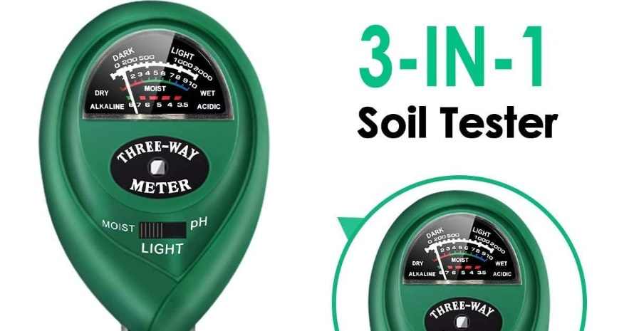 PentaBeauty Soil Test Kit