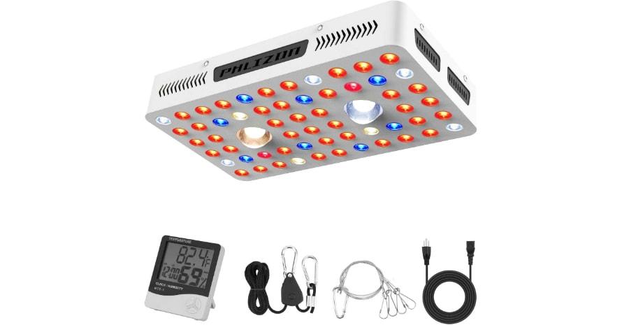 Phlizon CREE Cob Series 1000W LED