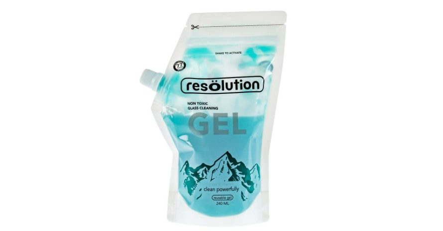 Resolution Cleaning Gel