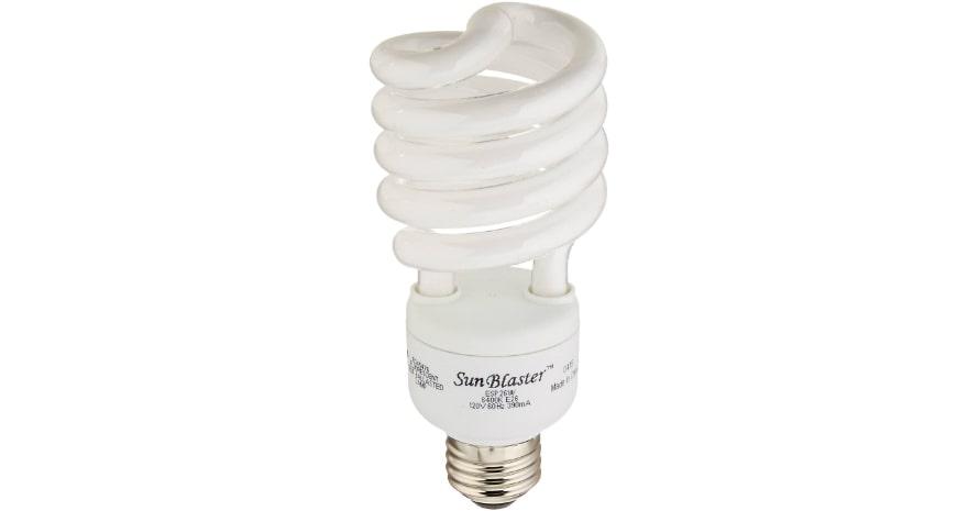 SunBlaster CFL Self ballasted