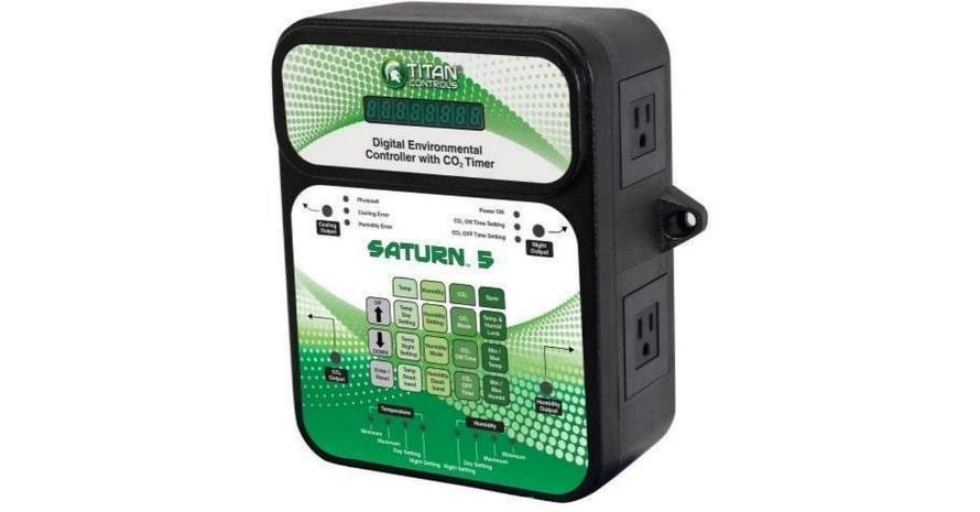 Titan Controls HGC702851 Classic Series Saturn 5