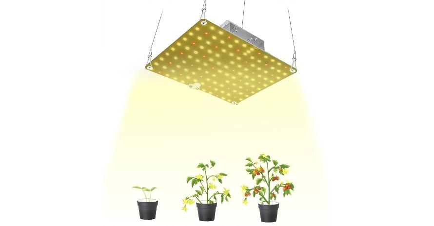 WYZM Full Spectrum Indoor Grow Lamp