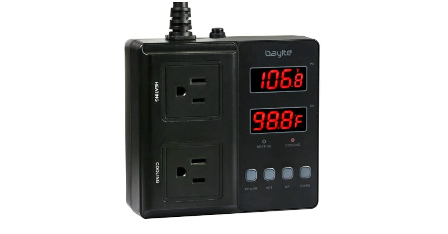 bayite Temperature Controller 1650W