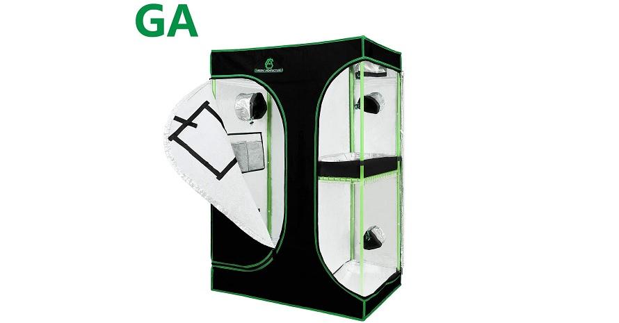 GA Grow Tent