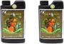 Advanced Nutrients pH Perfect Sensi Grow Coco Part A+B Soil Amendments, 1 L