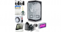 BloomGrow 32''x32''x63'' Grow Tent + 4'' Inline Fan Filter Duct Combo + 300W LED Light