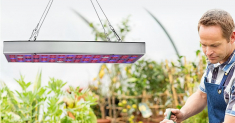 150 Watt LED Grow Light to Grow Your Plants Faster