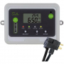 Day and Night CO2 Monitor and Controller